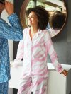 Women's Pyjamas Ledbury 38 Cotton Batiste Pink