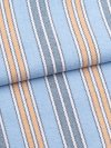 Men's Classic Fit Pyjamas Arctic 18 Brushed Cotton Stripe Blue