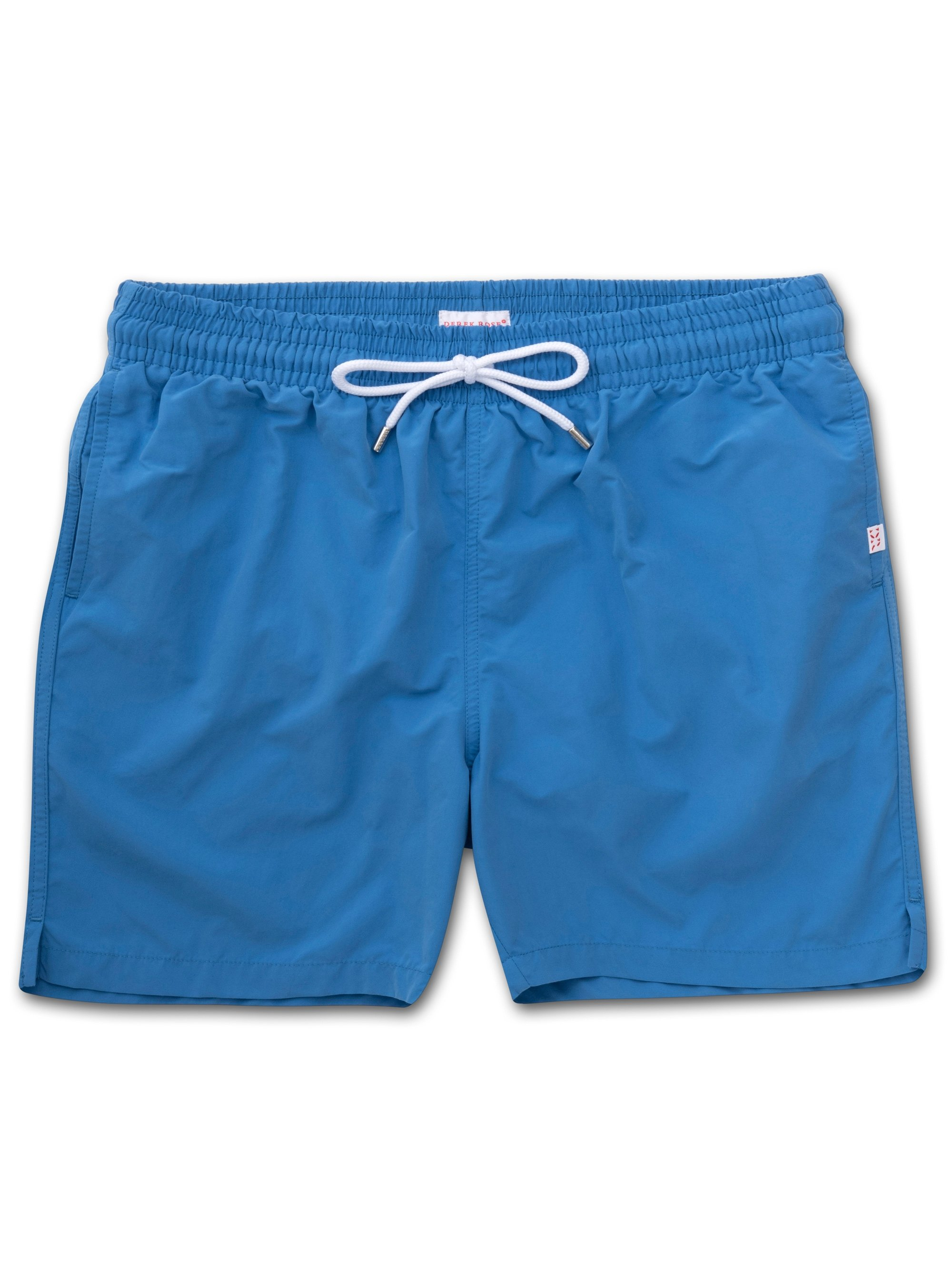 Men's Classic Fit Swim Shorts Aruba Blue