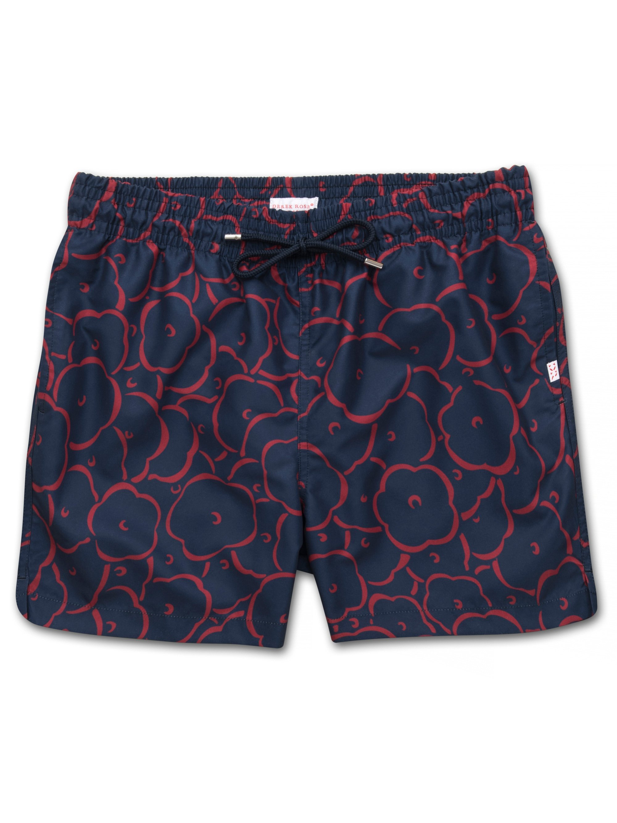 Men's Short Classic Fit Swim Shorts Maui 25 Navy