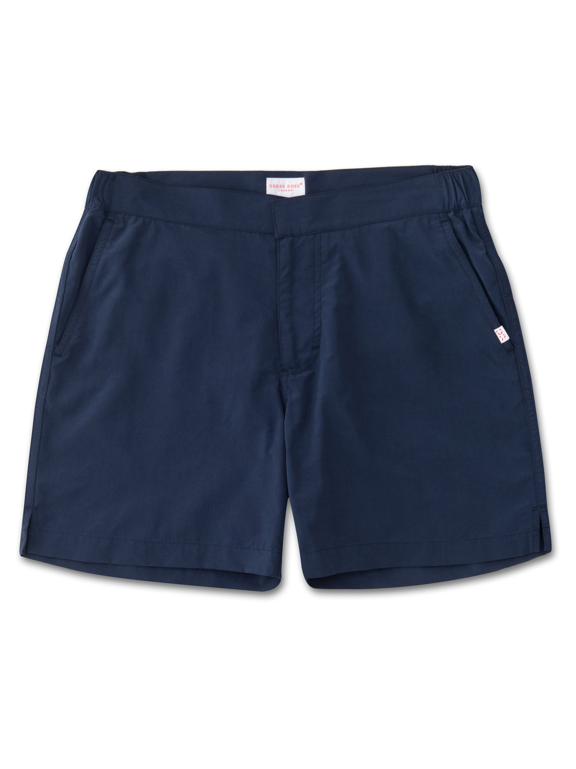 Men's Modern Fit Swim Shorts Aruba Navy