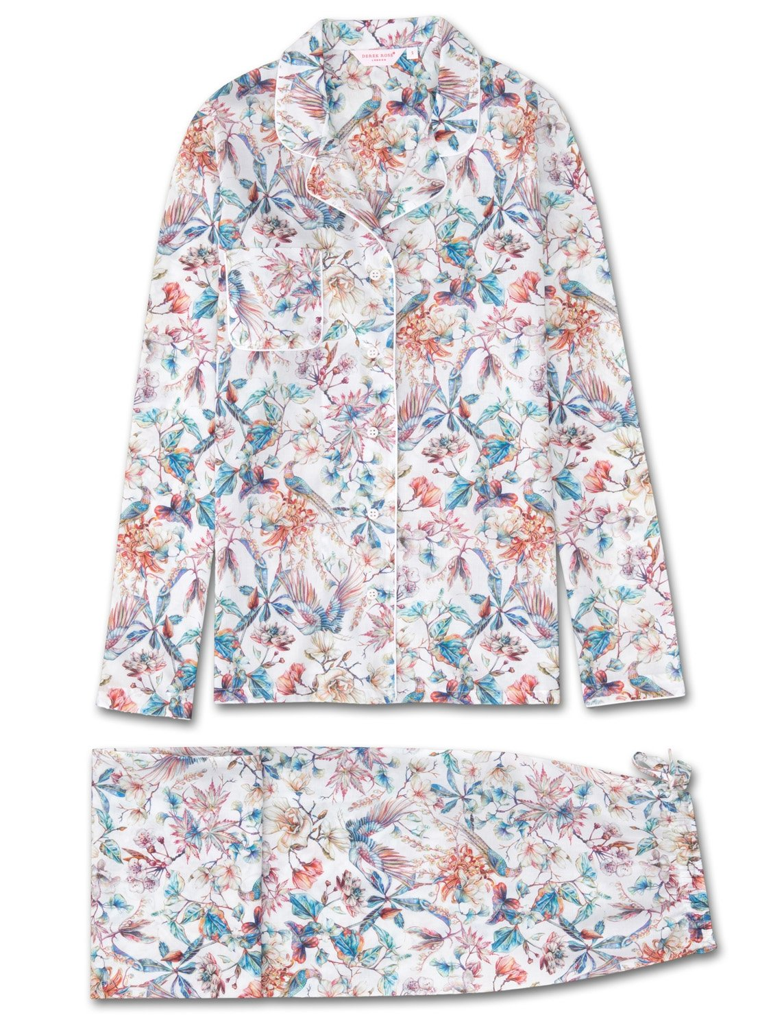 Women's Pyjamas Ledbury 14 Cotton Batiste Multi