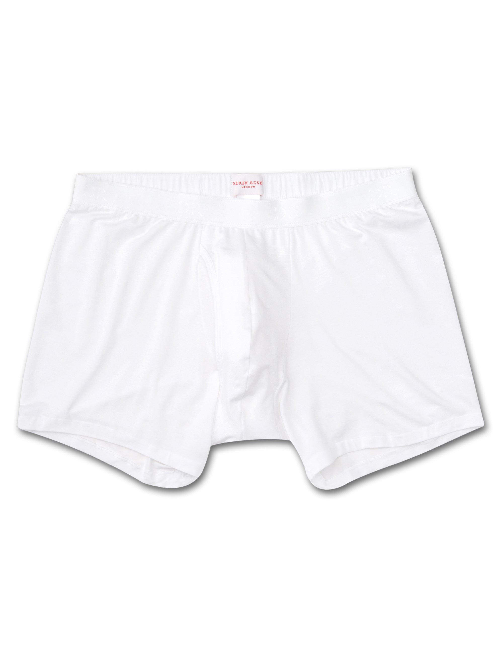 Men's Trunks Alex Micro Modal Stretch White