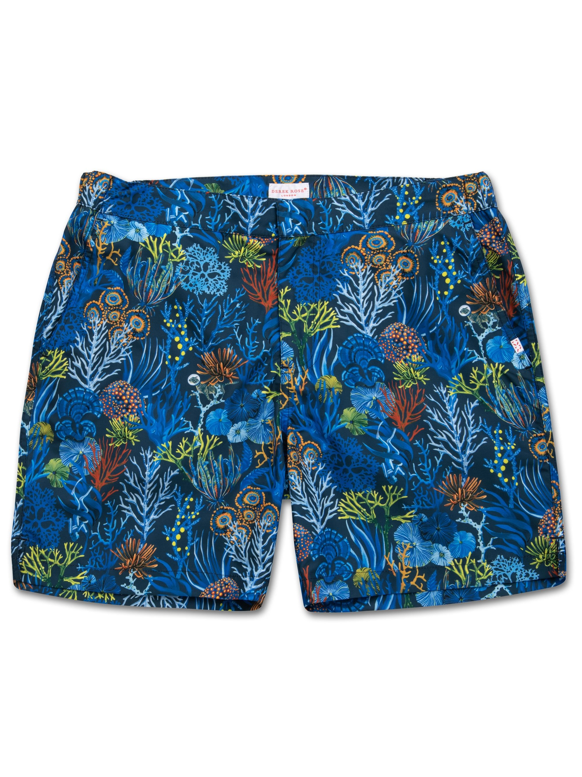 Men's Modern Fit Swim Shorts Maui 20 Multi