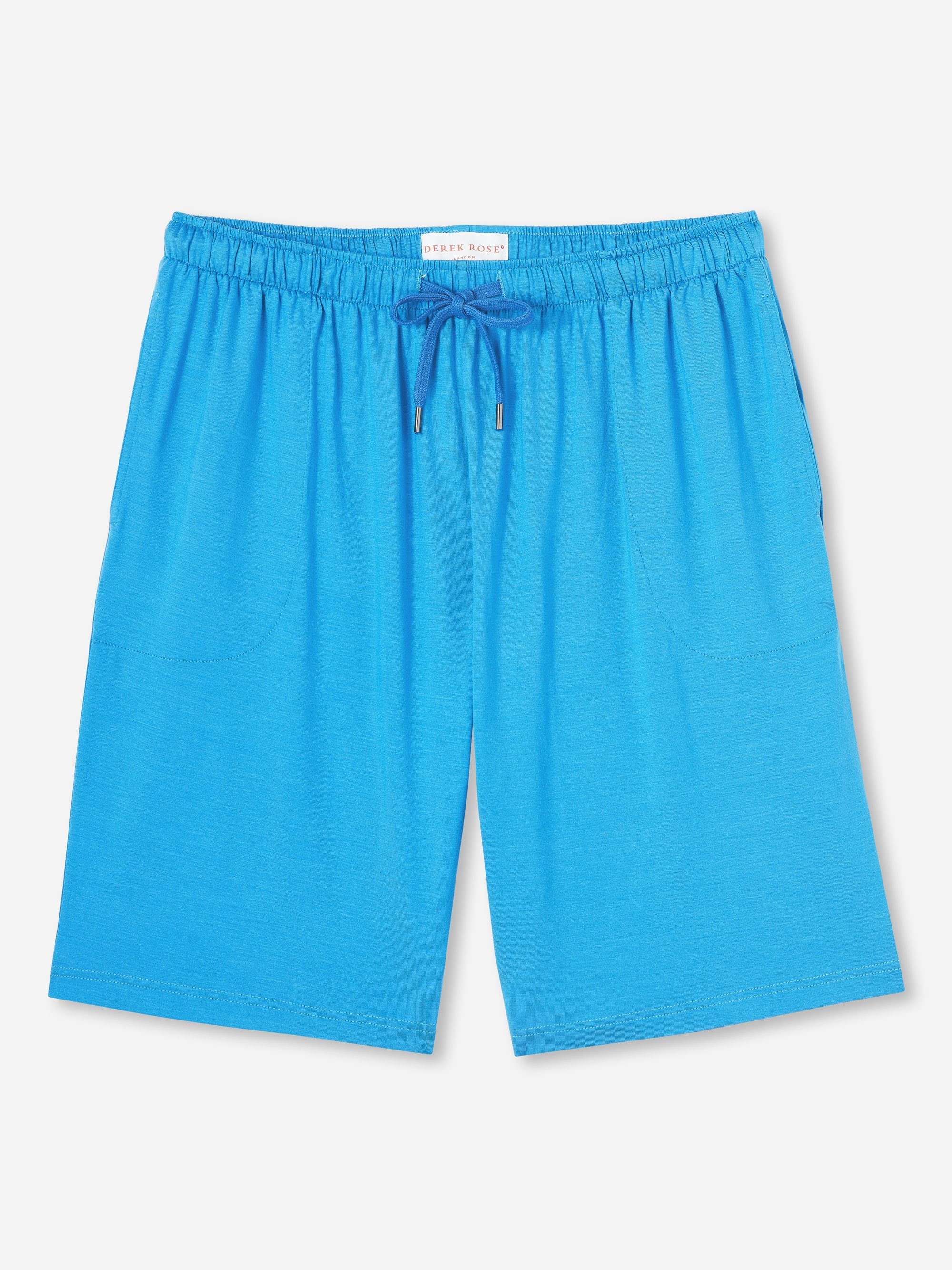 Men's Jersey Shorts Basel 6 Micro Modal Stretch Blue