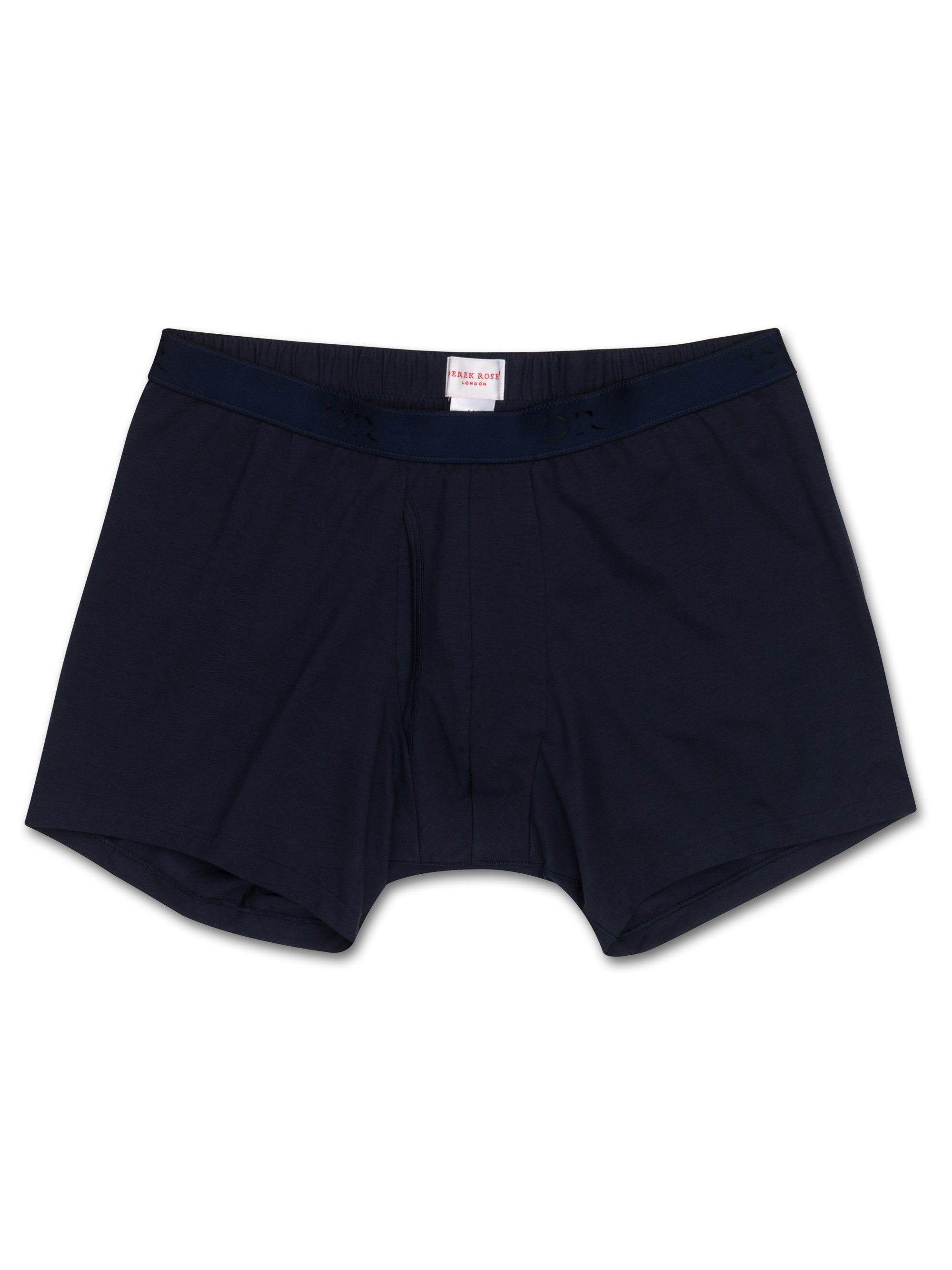 Men's Trunks Jack Pima Cotton Stretch Navy