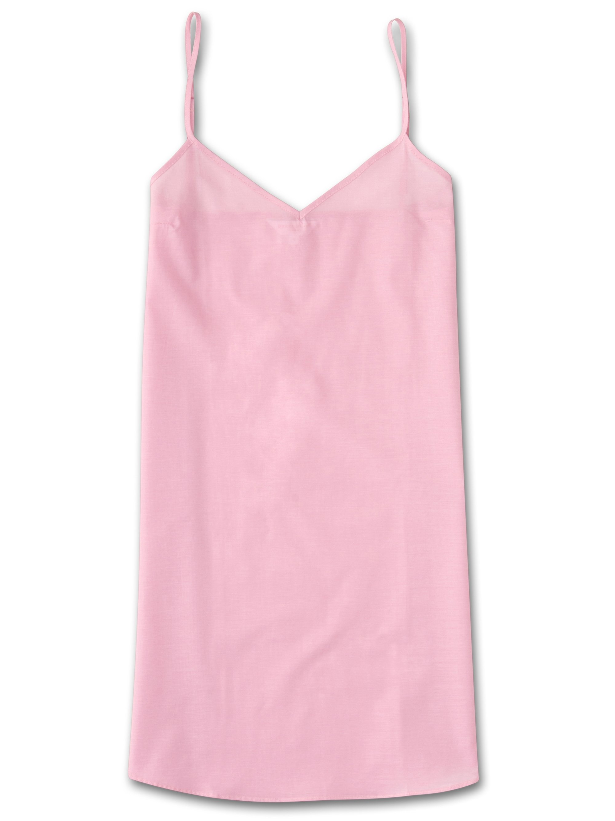Women's Chemise Amalfi Cotton Batiste Rose