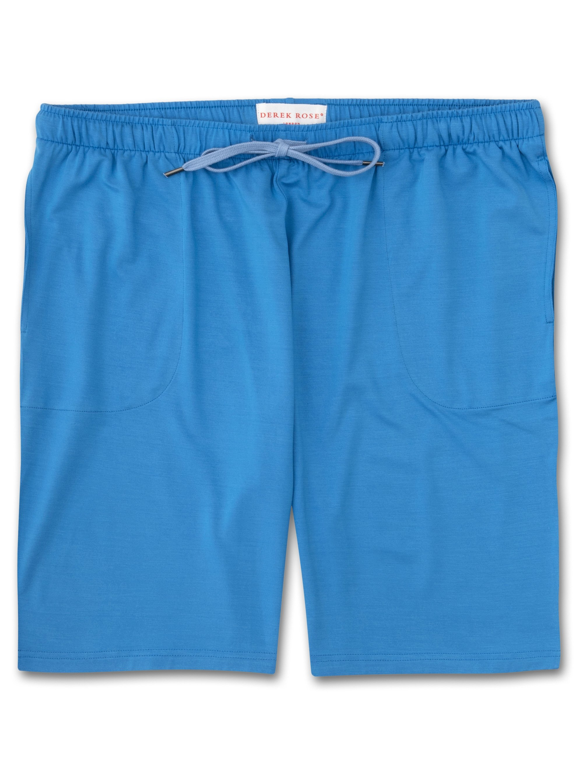 Men's Jersey Shorts Basel 4 Micro Modal Stretch Blue