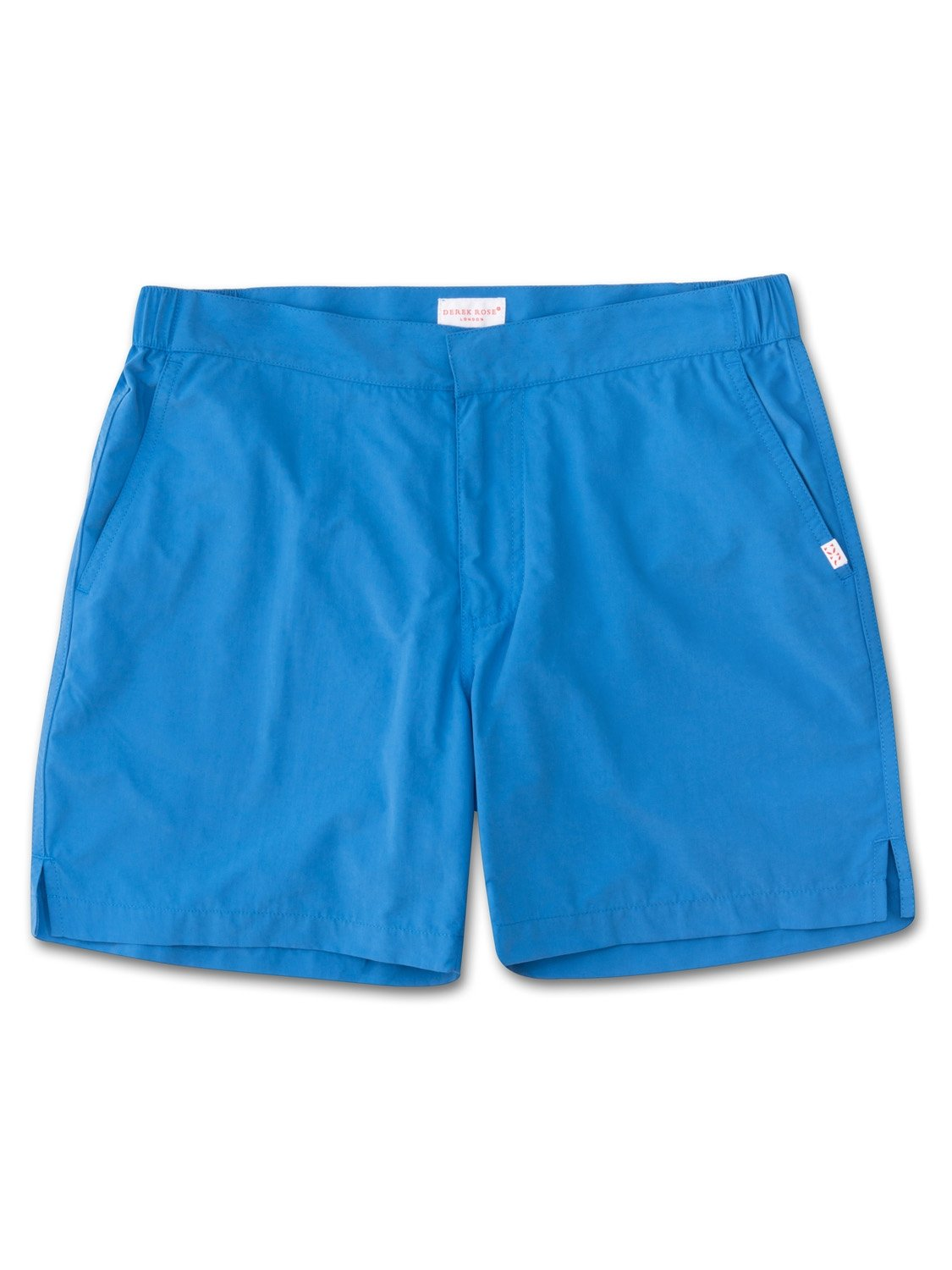 Men's Modern Fit Swim Shorts Aruba Blue