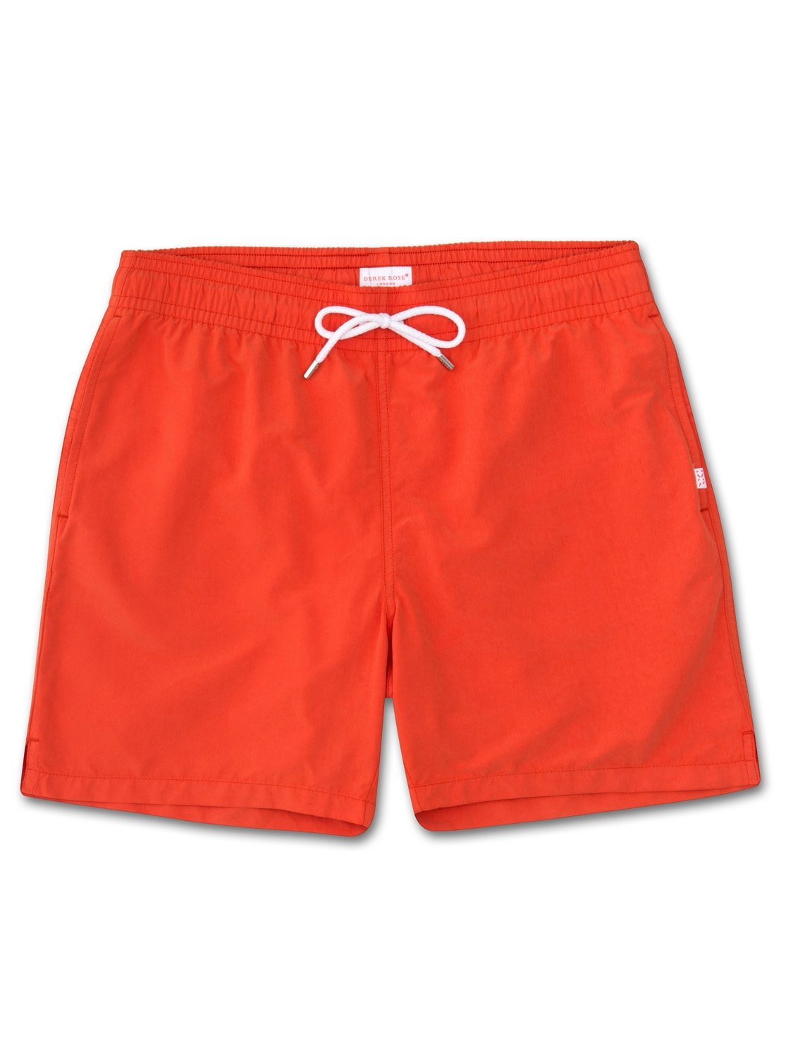 Men's Classic Fit Swim Shorts Aruba Orange