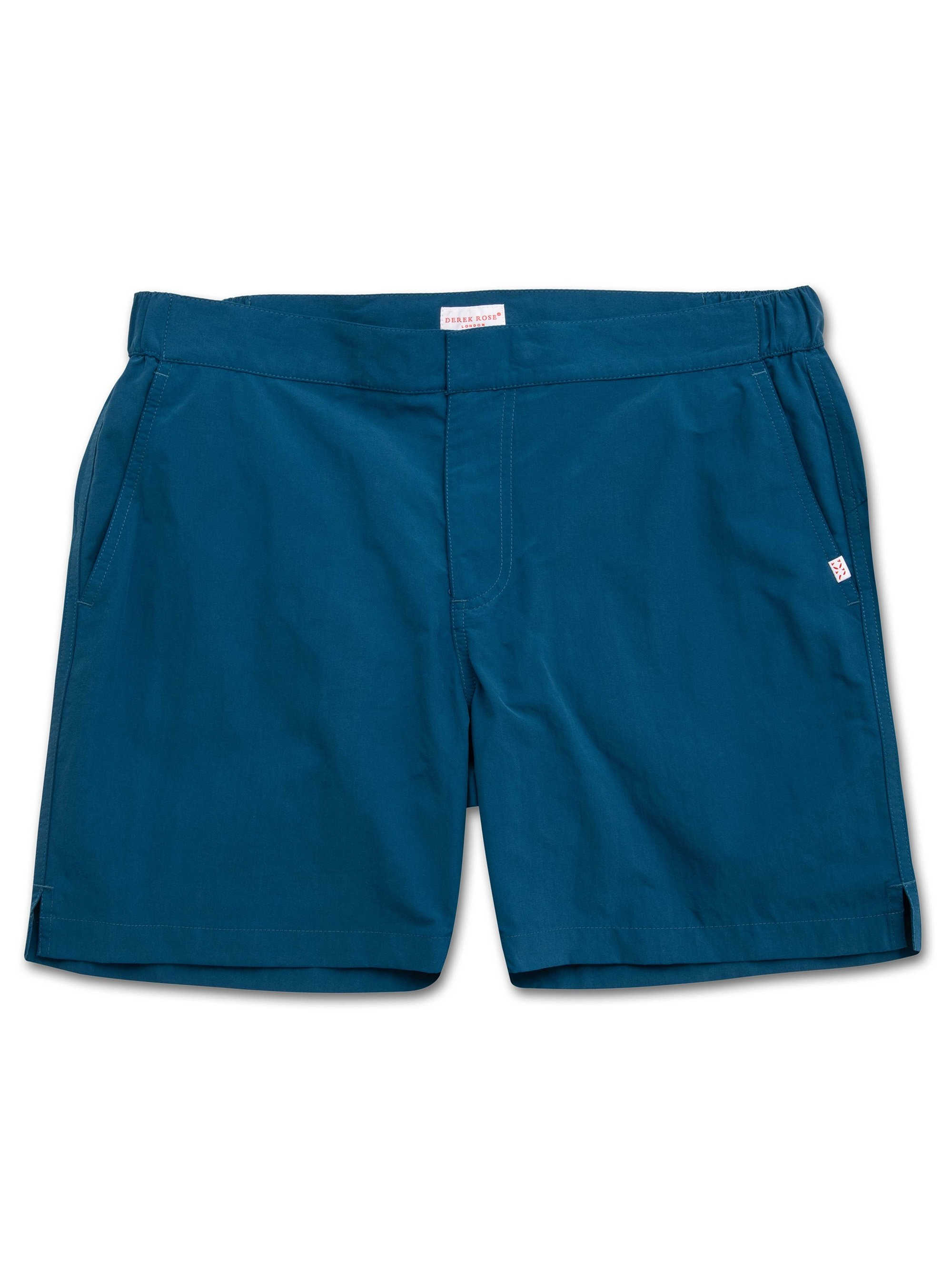 Men's Modern Fit Swim Shorts Aruba Ocean
