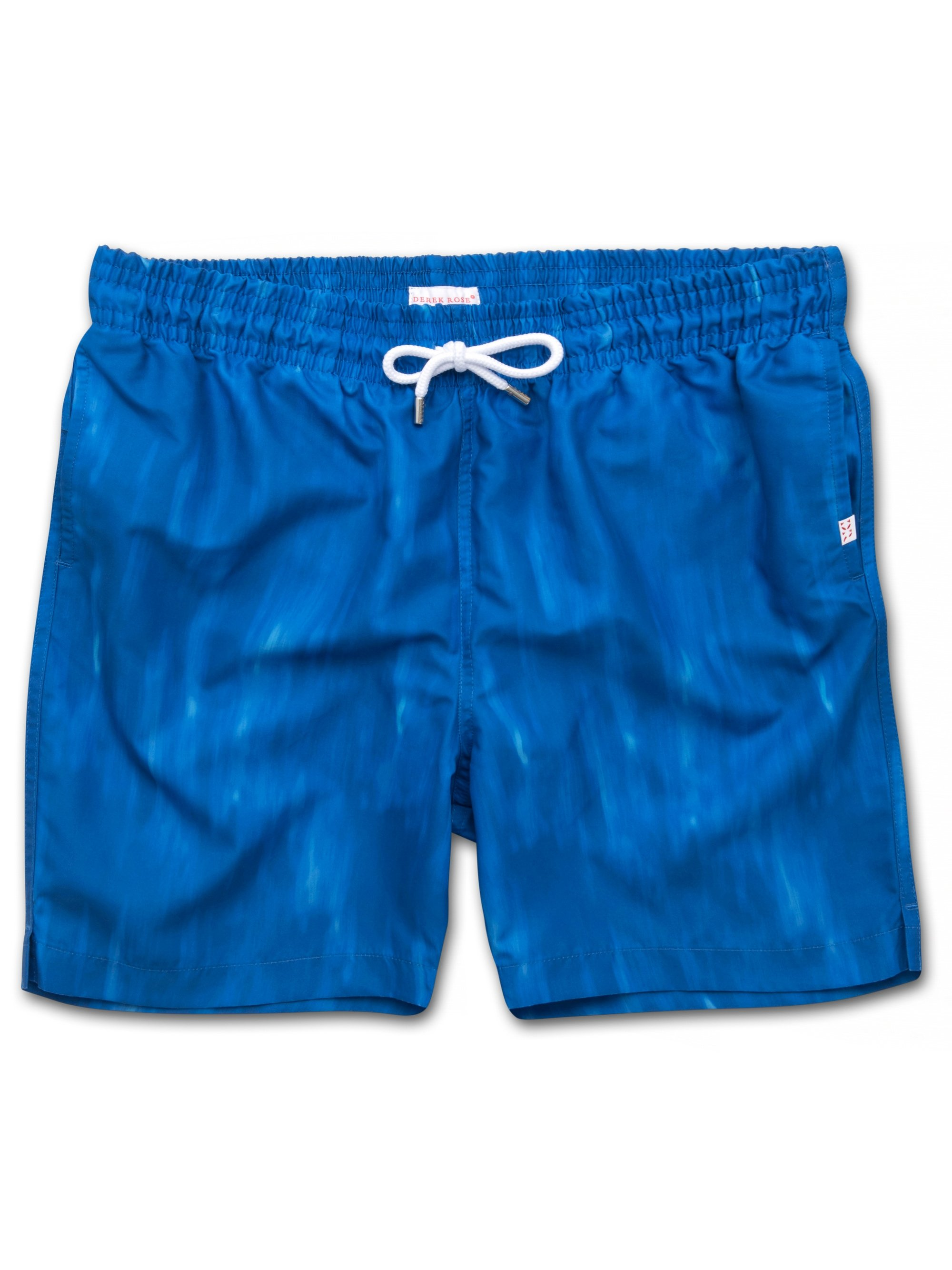 Men's Classic Fit Swim Shorts Maui 23 Blue