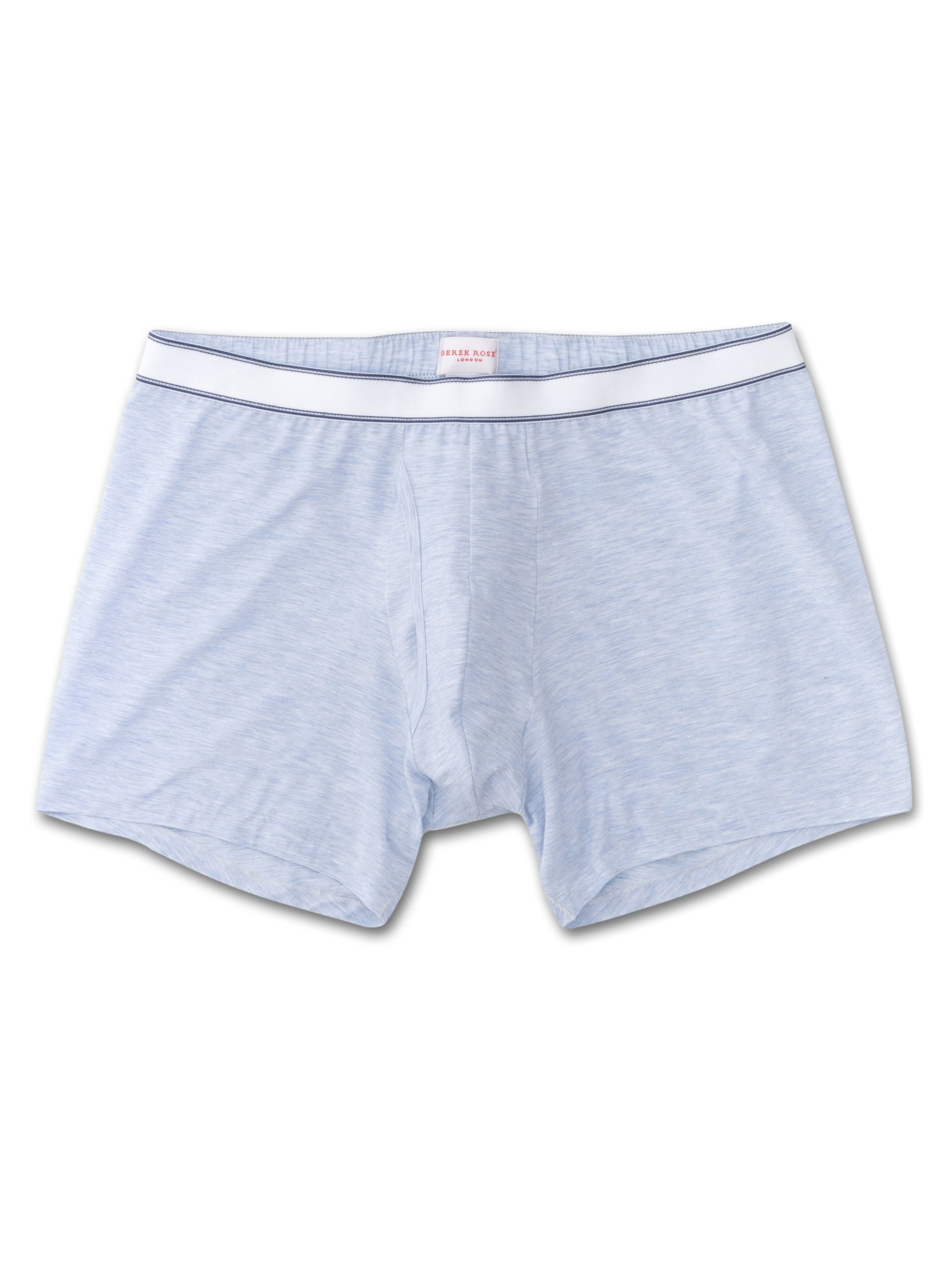 Men's Trunks Ethan Micro Modal Stretch Blue