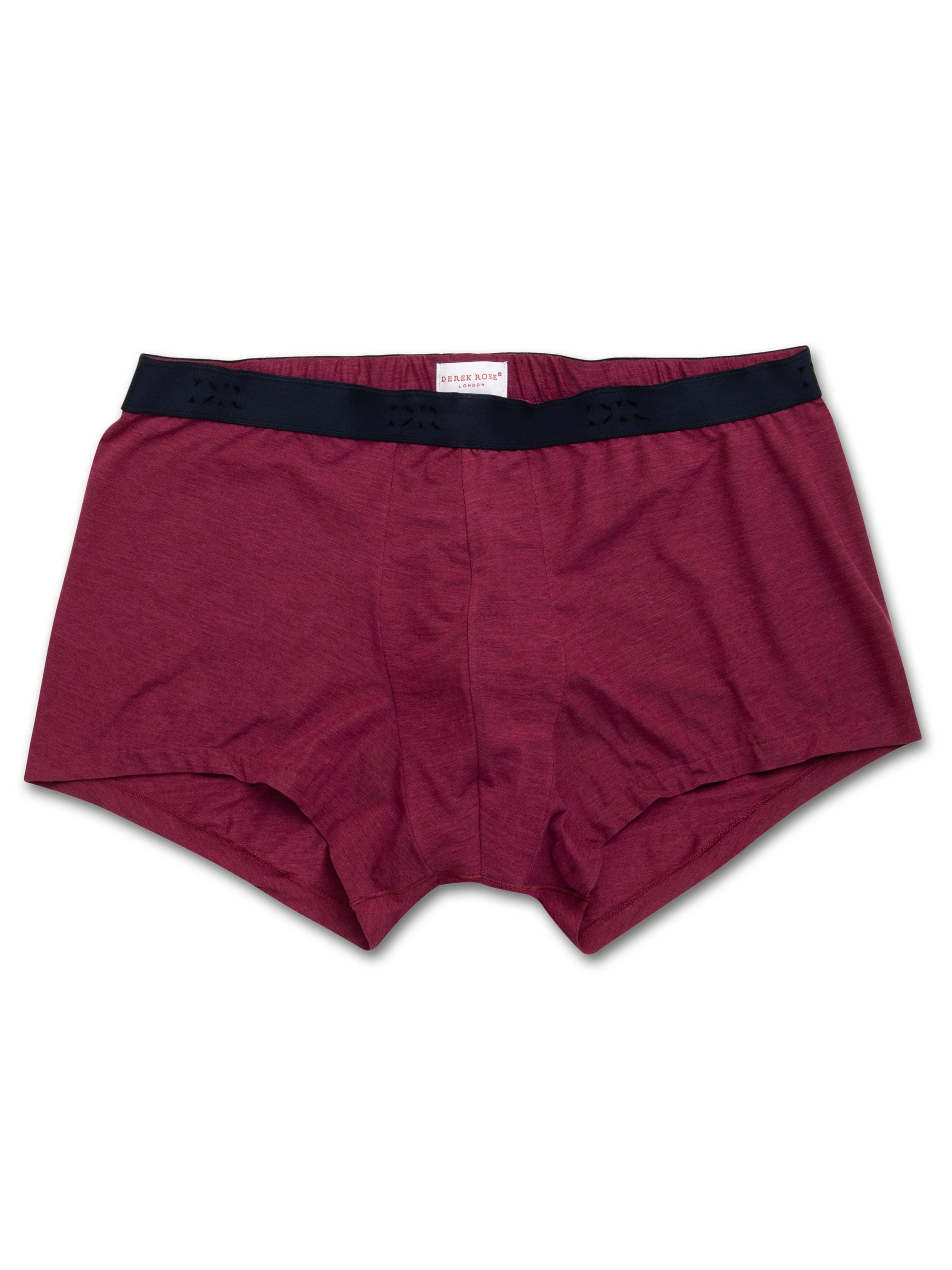 Men's Hipster Ethan Micro Modal Stretch Burgundy
