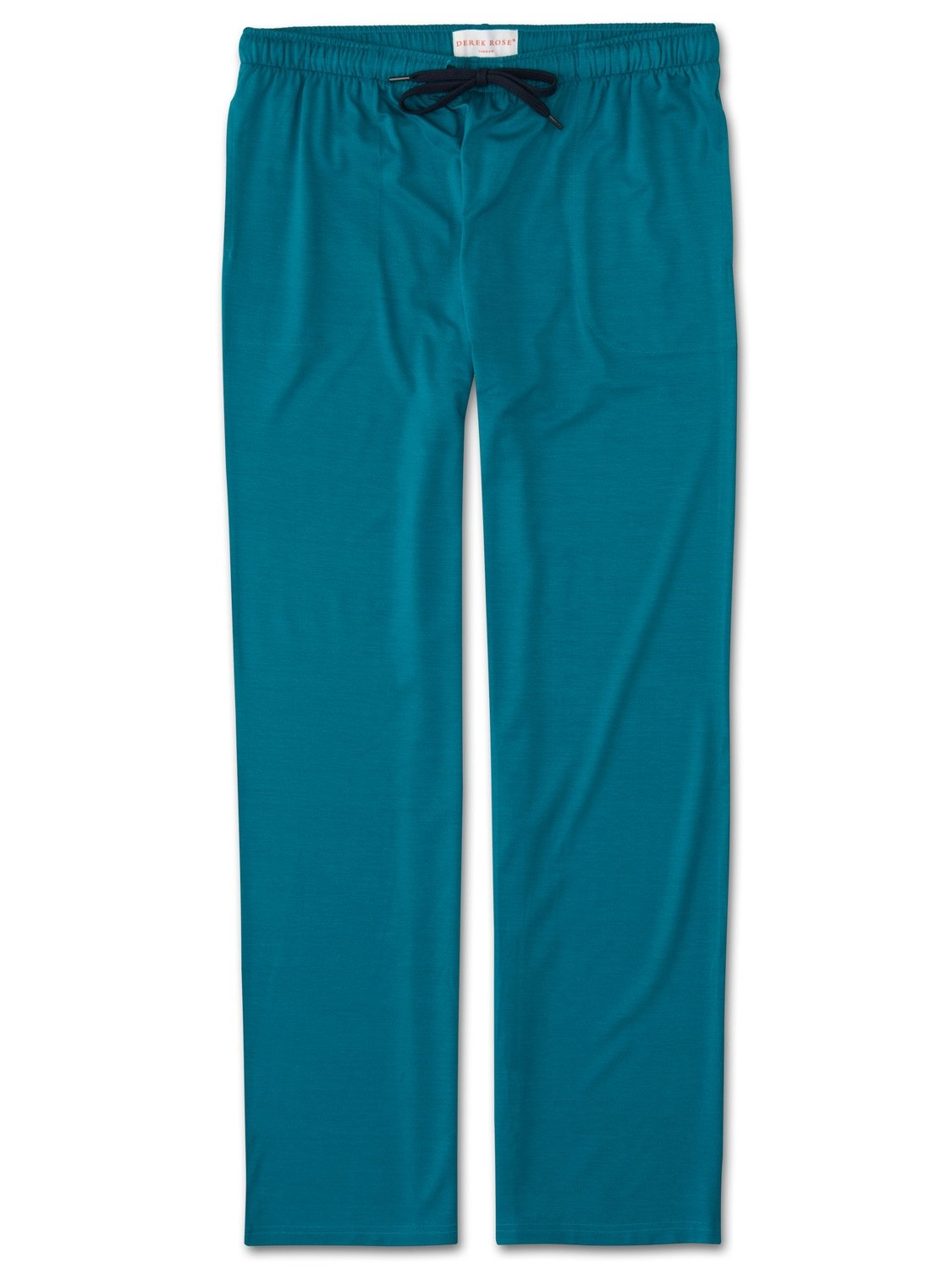 Men's Jersey Trousers Basel 4 Micro Modal Stretch Teal
