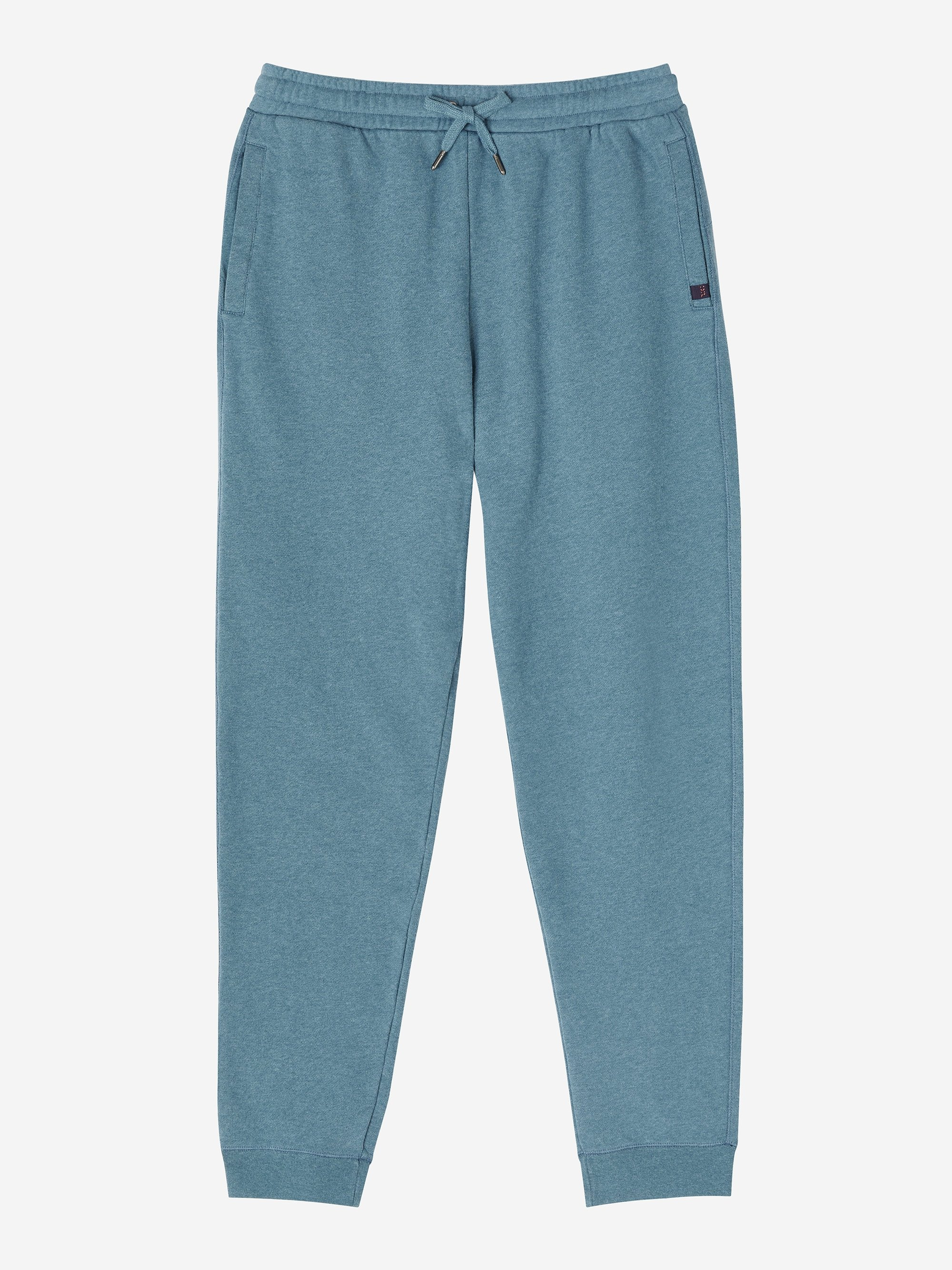 Men's Sweatpants Devon 3 Loopback Cotton Blue