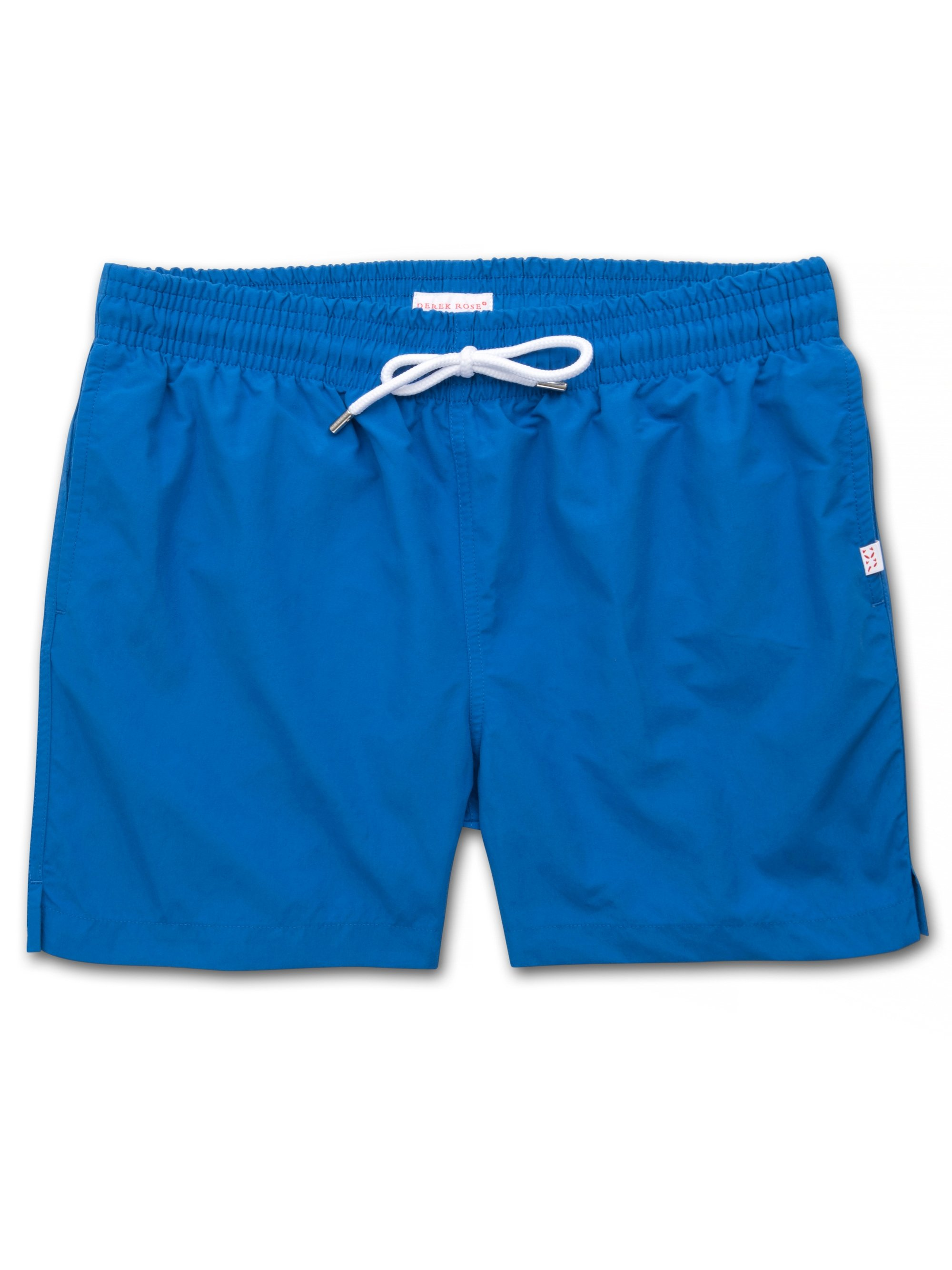 Men's Short Classic Fit Swim Shorts Aruba Blue