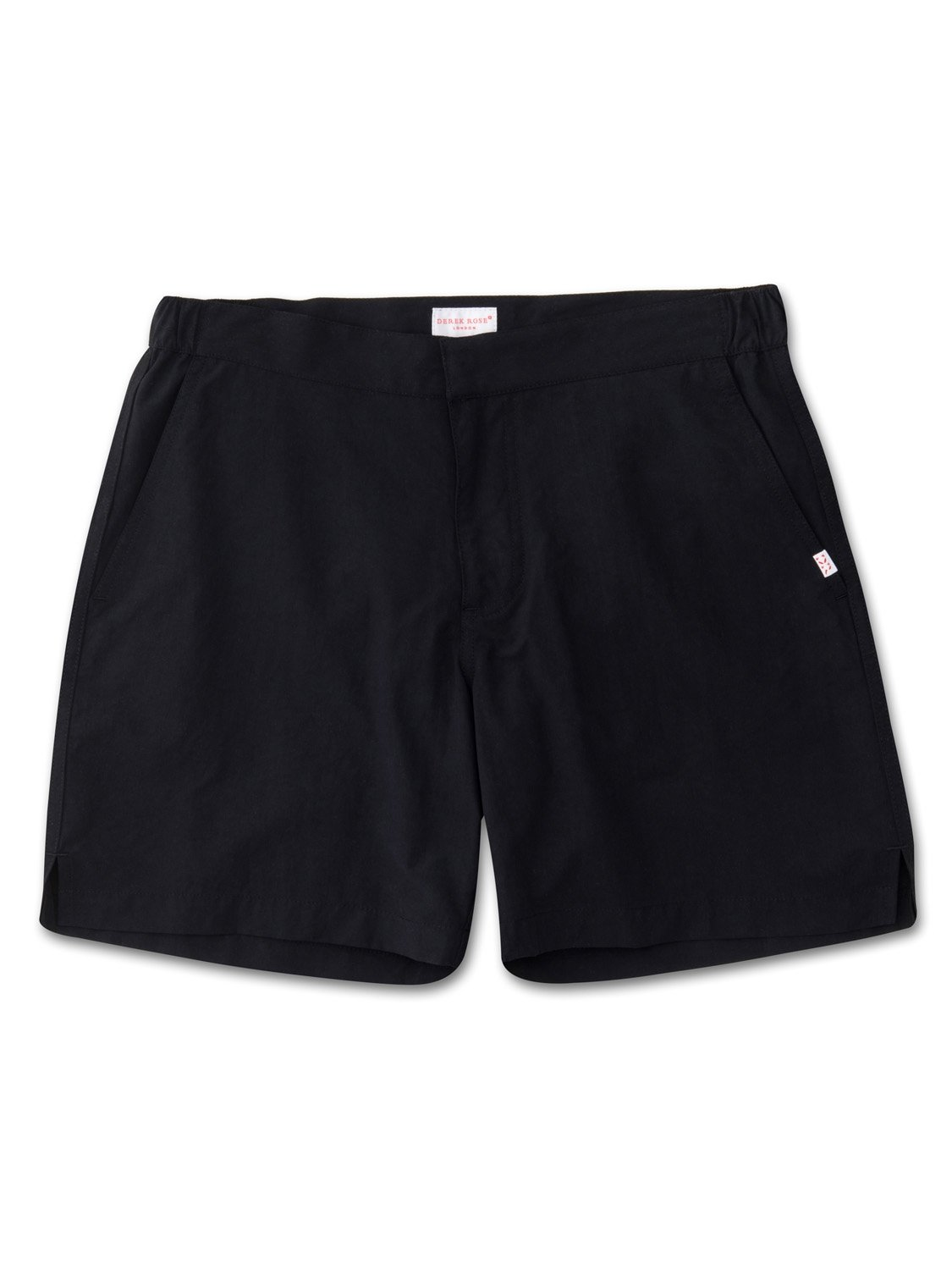 Men's Modern Fit Swim Shorts Aruba Black