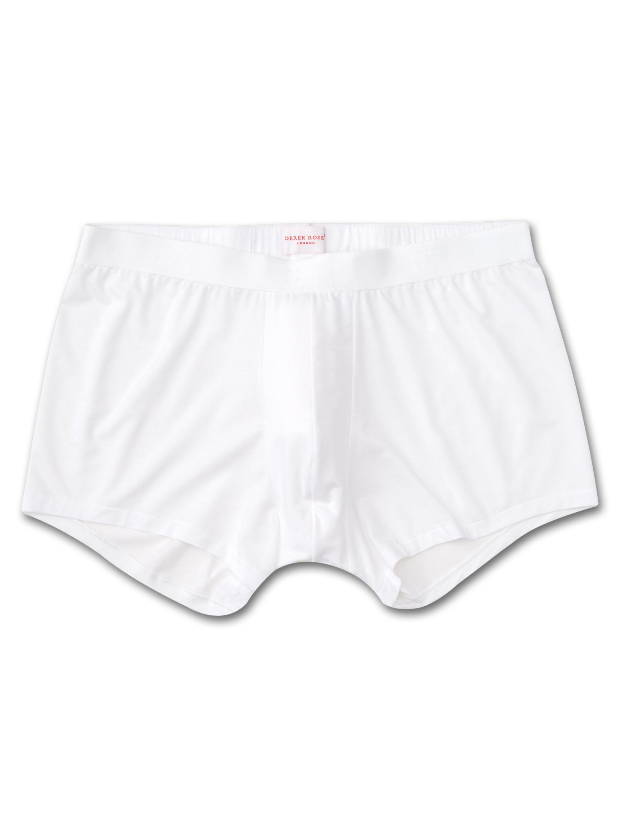 Men's Hipster Alex Micro Modal Stretch White