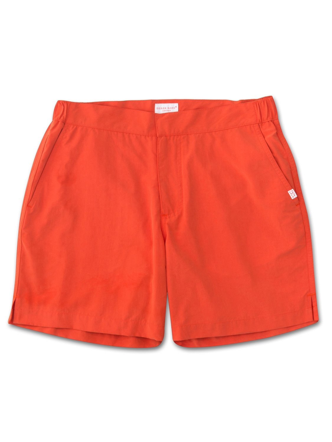 Men's Modern Fit Swim Shorts Aruba Orange