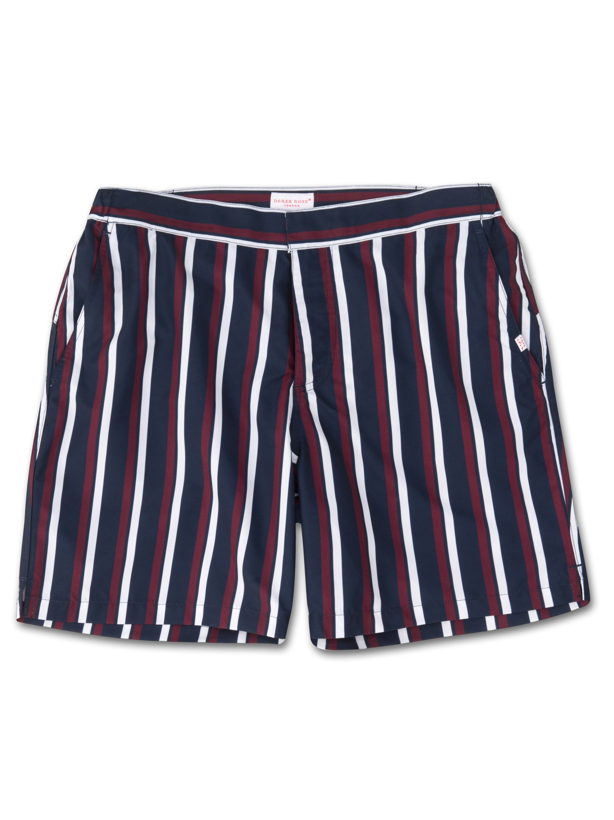 Men's Modern Fit Swim Shorts Bali 4 Navy