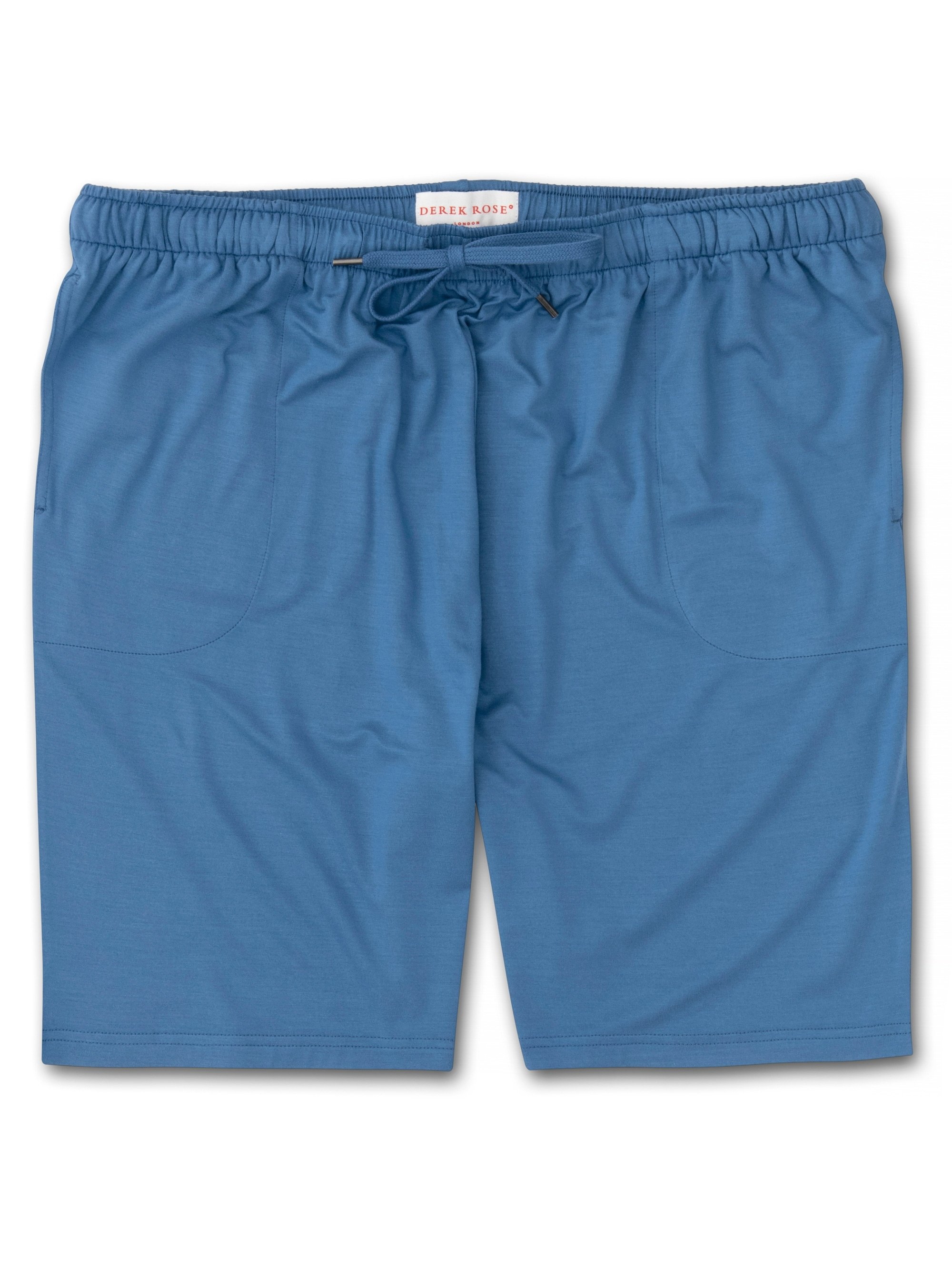Men's Jersey Shorts Basel 9 Micro Modal Stretch Blue
