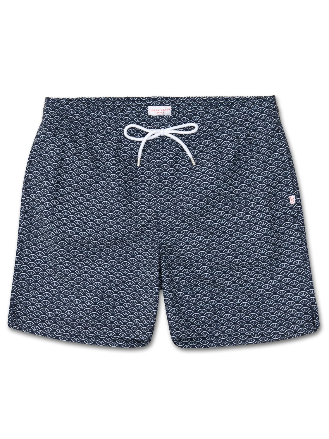 Men's Classic Fit Swim Shorts Tropez 3 Navy