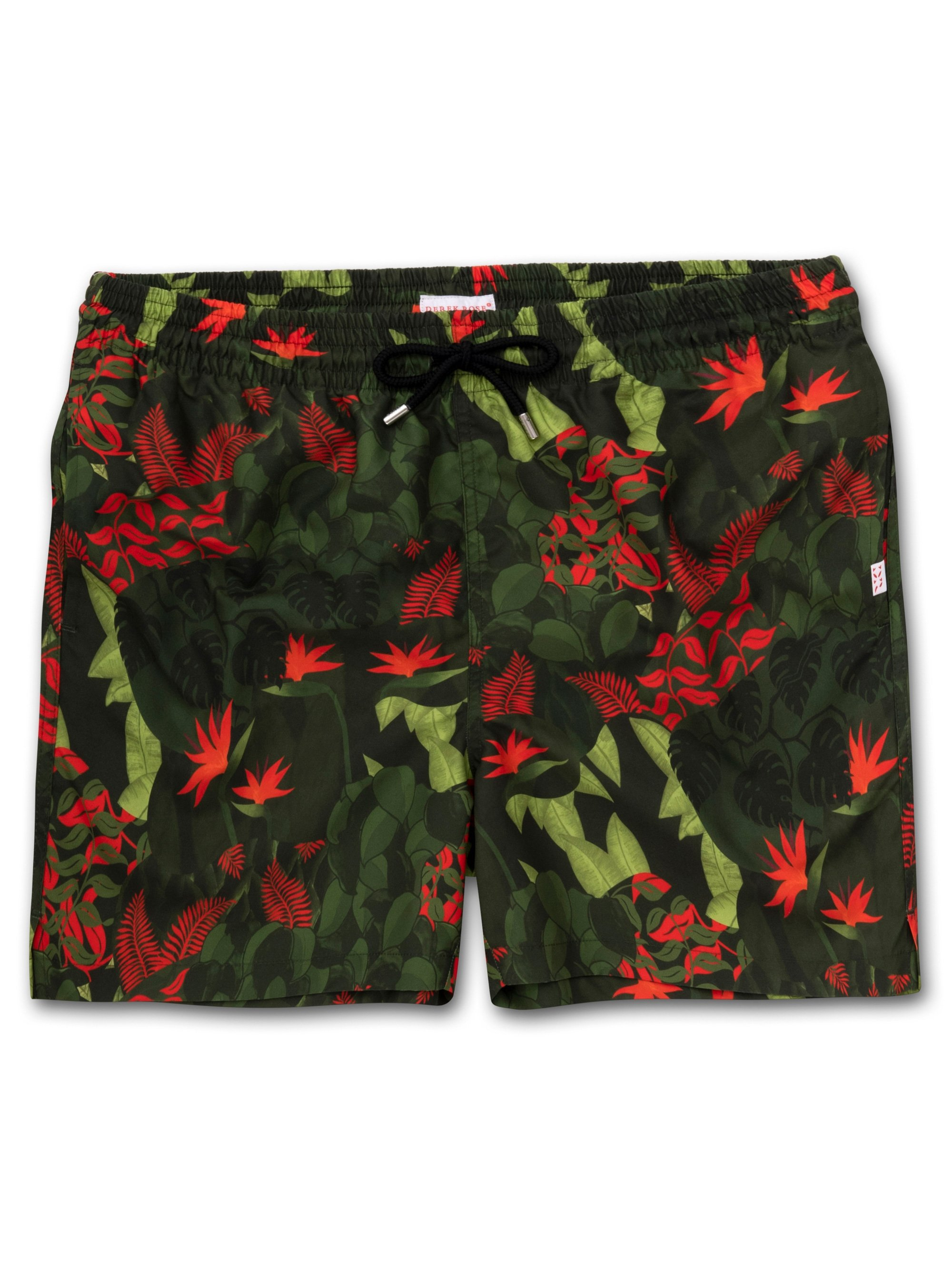Men's Short Classic Fit Swim Shorts Maui 31 Green