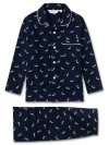 Kids' Pyjamas Nelson 70 Cotton Batiste Navy