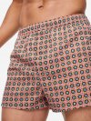 Men's Modern Fit Boxer Shorts Ledbury 34 Cotton Batiste Multi