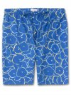 Men's Lounge Shorts Ledbury 30 Cotton Batiste Multi