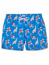 Men's Classic Fit Swim Shorts Maui 4 Blue