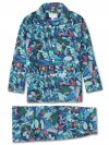 Kids' Pyjamas Ledbury 20 Cotton Batiste Navy