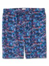 Men's Lounge Shorts Ledbury 19 Cotton Batiste Red