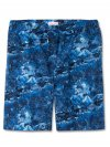 Men's Lounge Shorts Ledbury 10 Cotton Batiste Blue