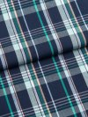 Men's Modern Fit Pyjamas Barker 21 Cotton Check Multi
