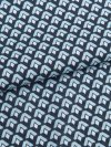 Men's Classic Fit Pyjamas Ledbury 31 Cotton Batiste Navy