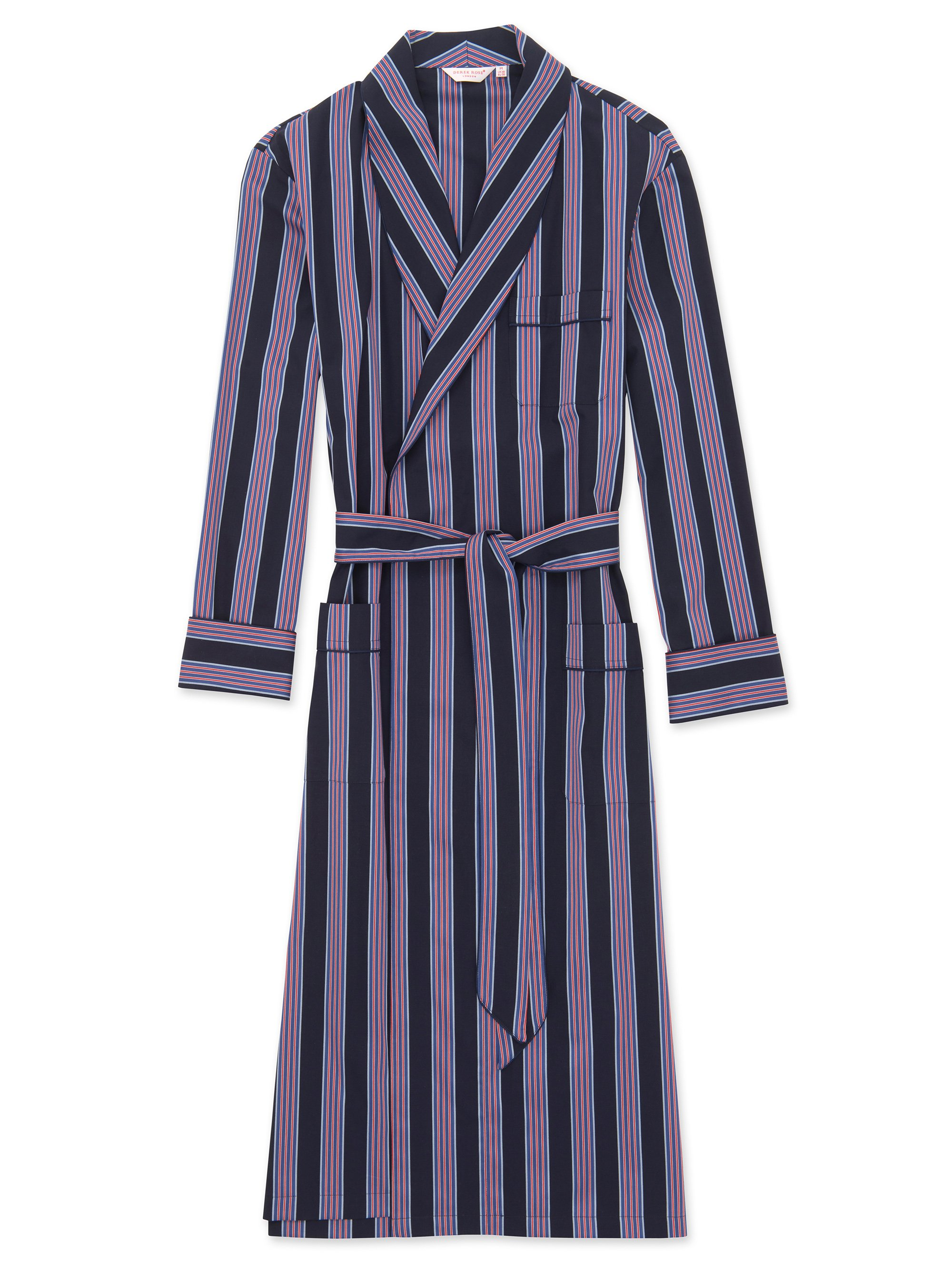 Royal 189 Navy Dressing Gown