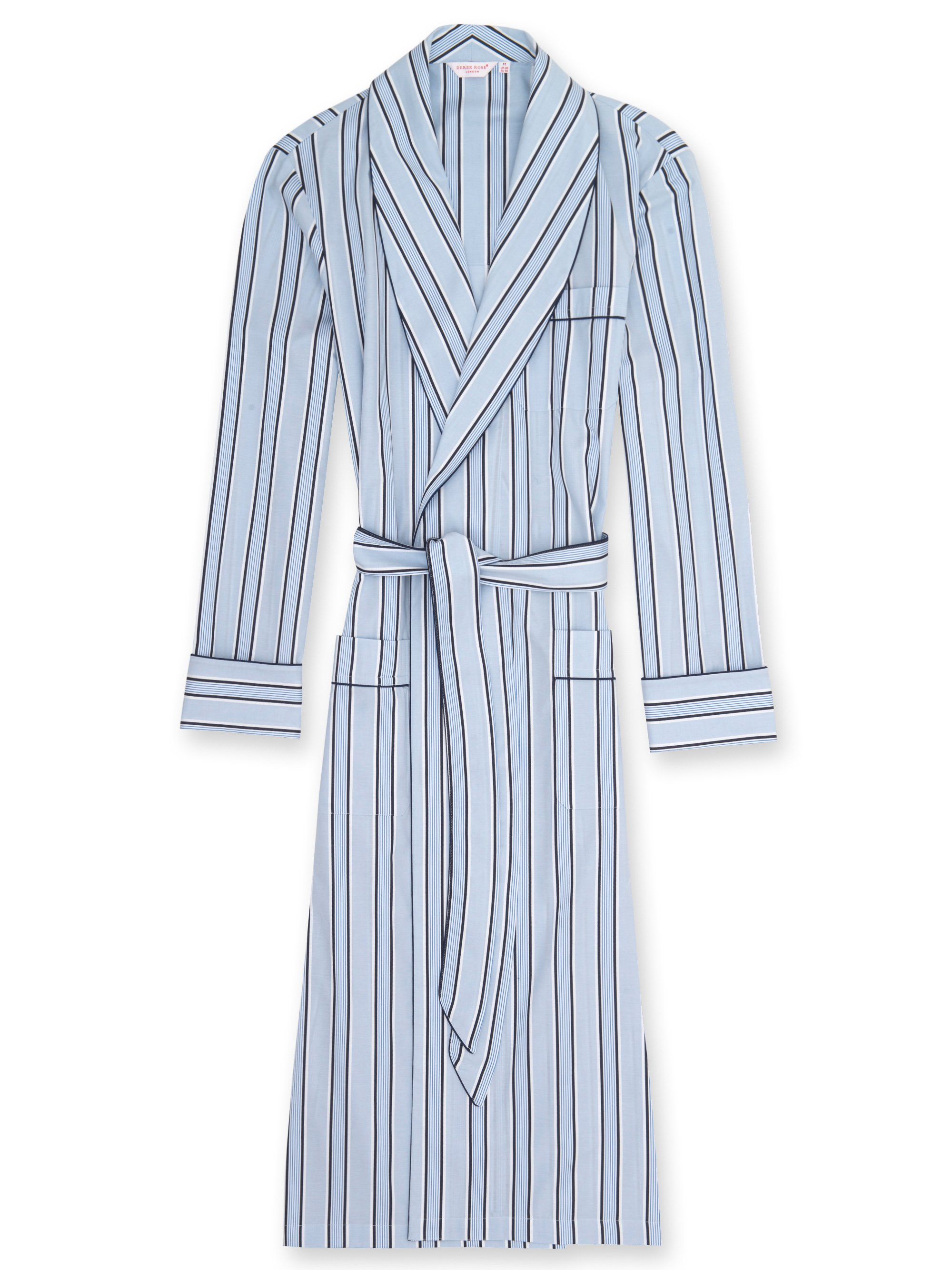 Mayfair 65 Blue Dressing Gown