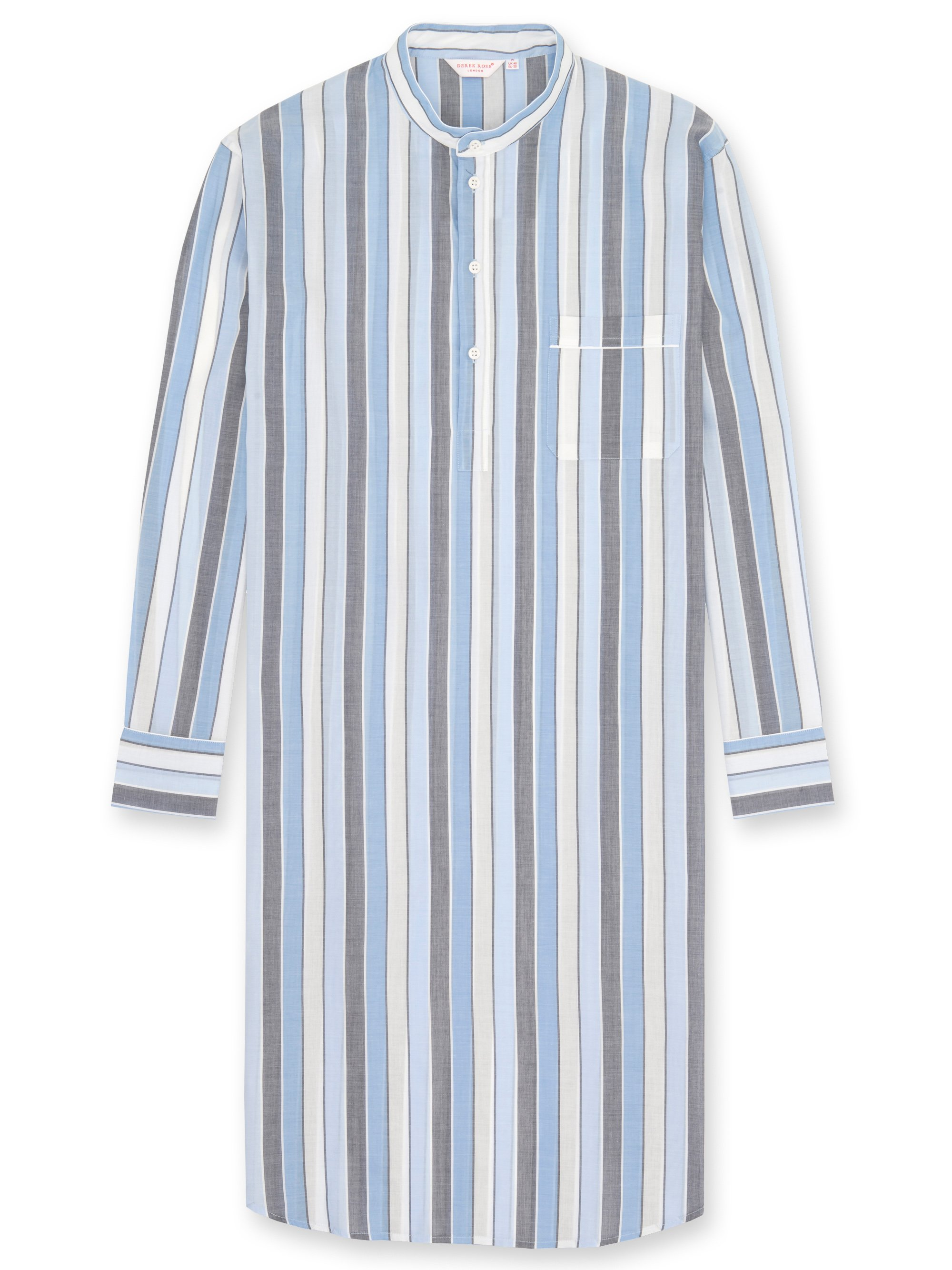 Amalfi 8 Blue Nightshirt