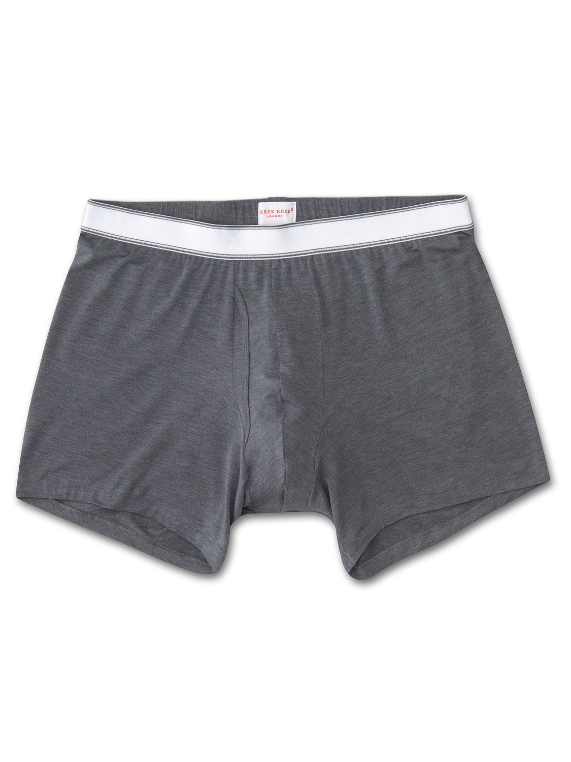 Men's Trunks Ethan 2 Micro Modal Stretch Charcoal