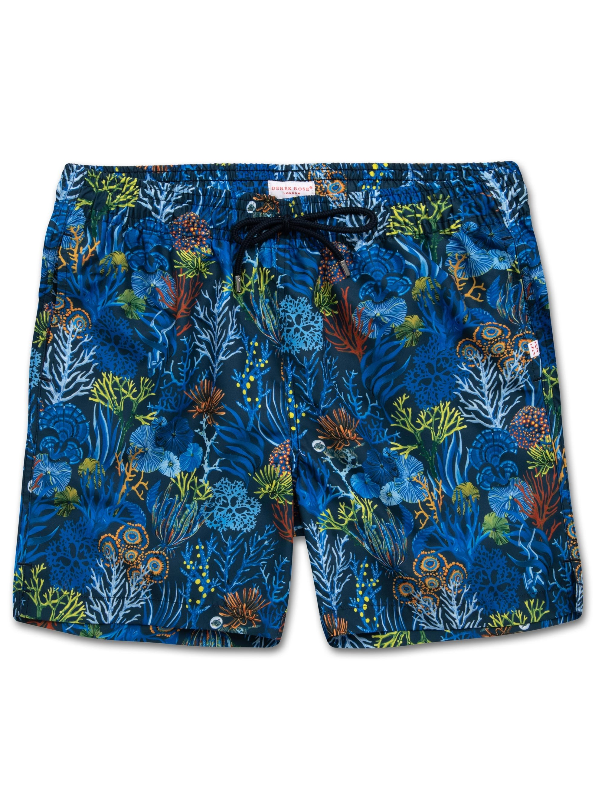 Men's Classic Fit Swim Shorts Maui 20 Multi