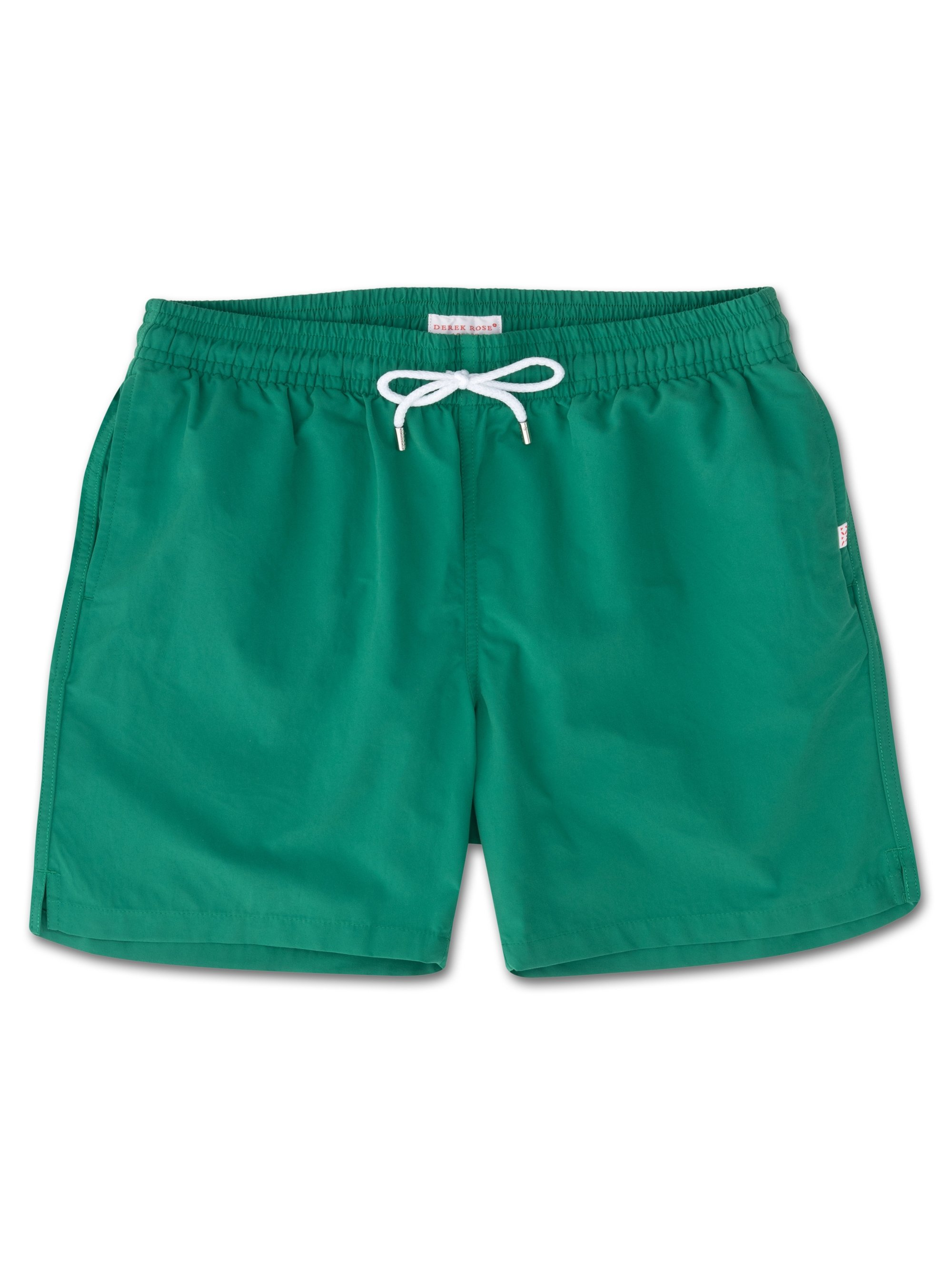Men's Classic Fit Swim Shorts Aruba Green