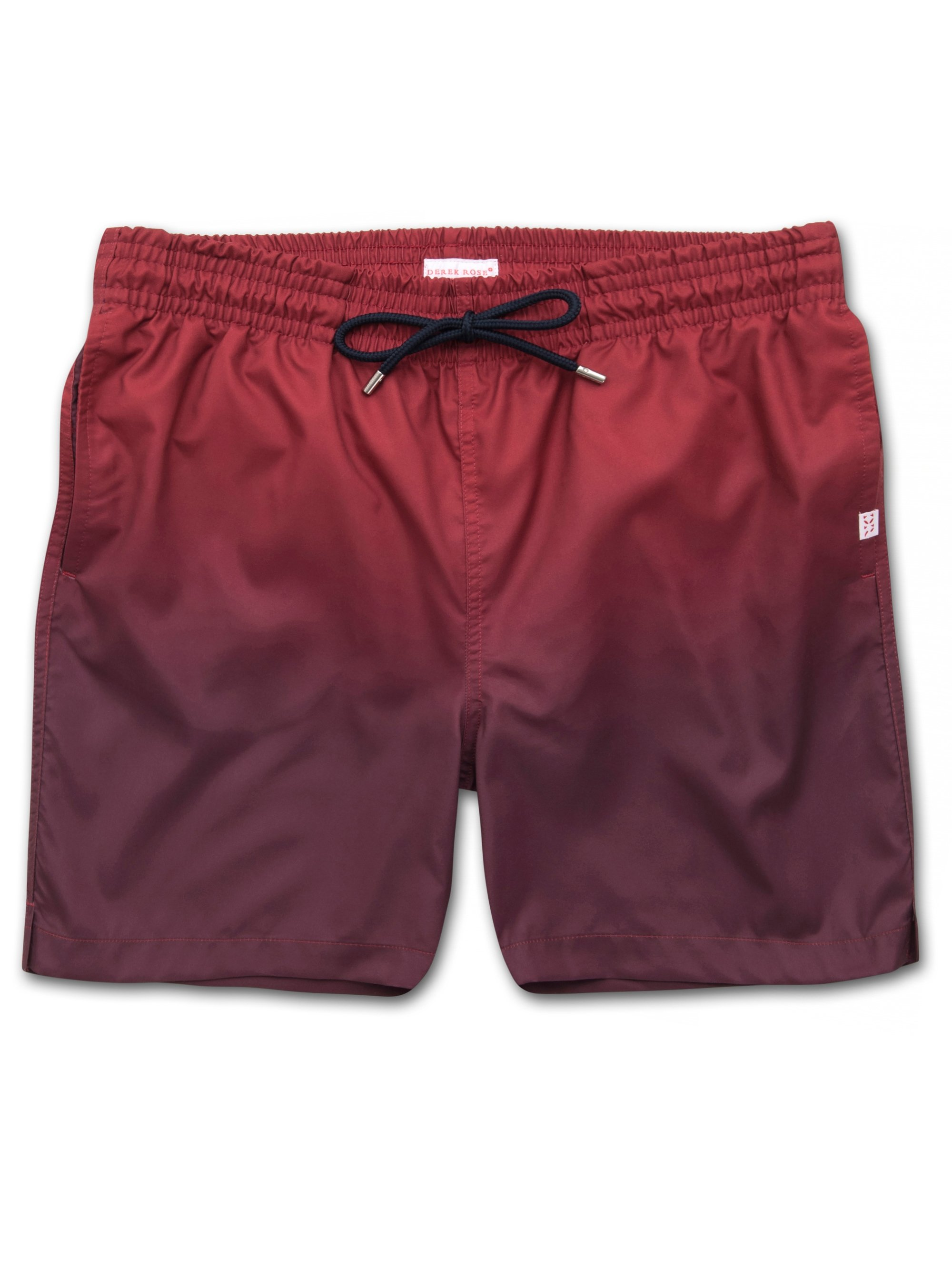 Men's Classic Fit Swim Shorts Maui 26 Red