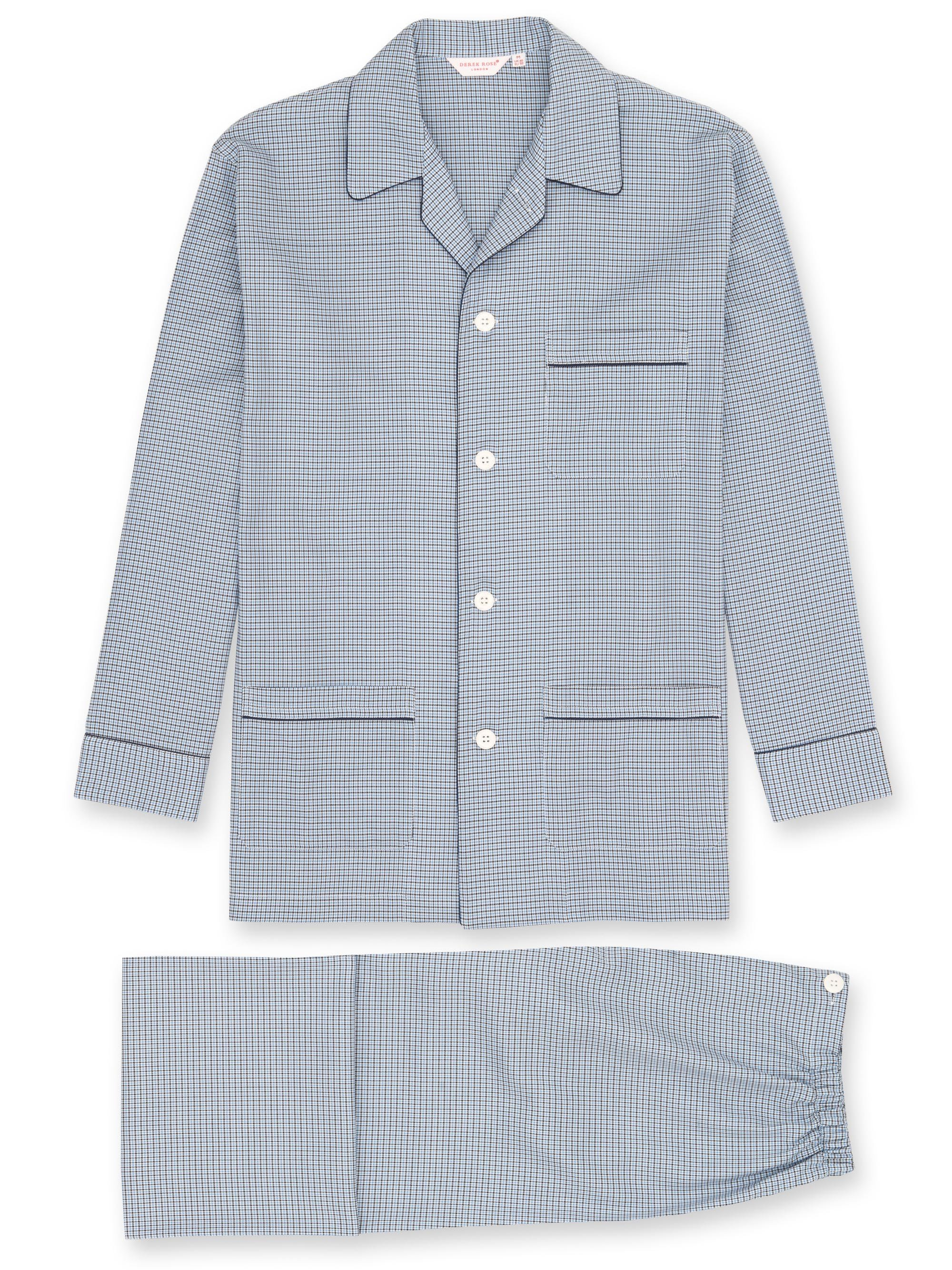 Barker 2 Blue Pyjamas