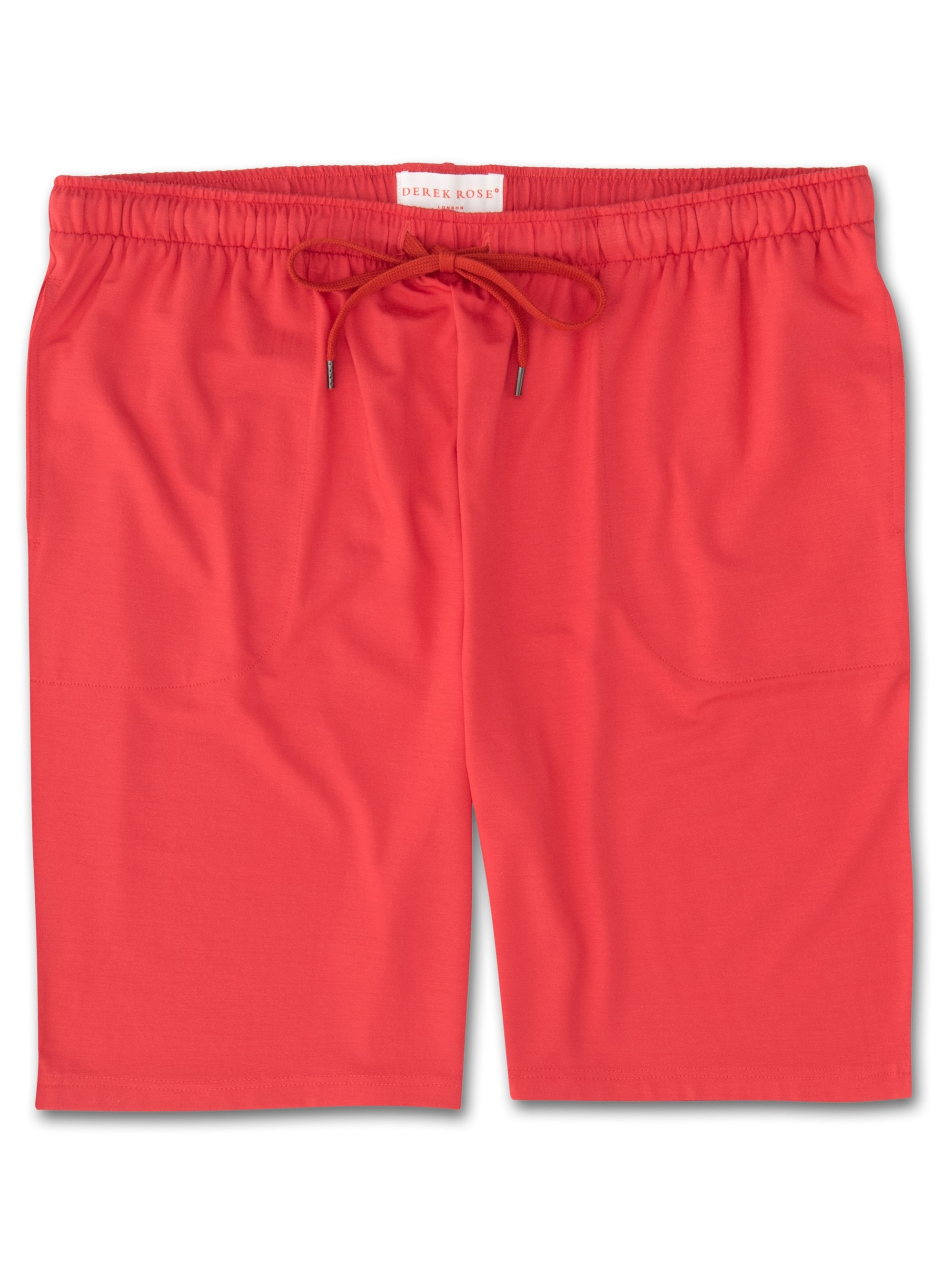 Men's Jersey Shorts Basel 6 Micro Modal Stretch Red