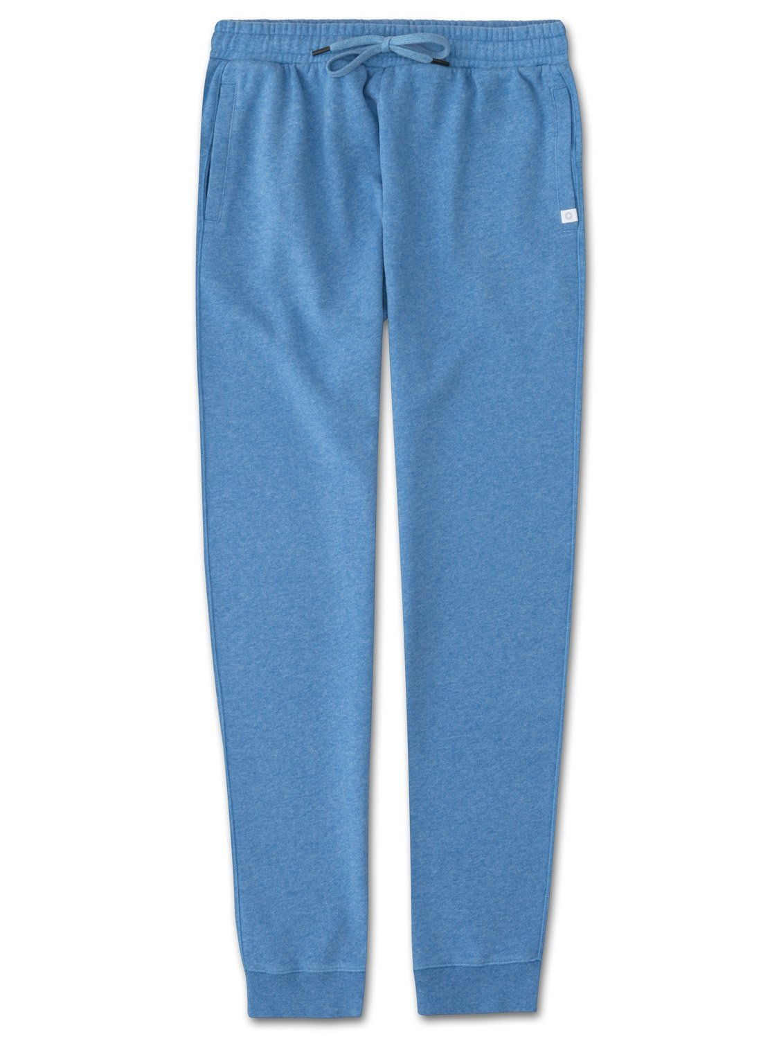 Men's Sweatpants Devon 2 Loopback Cotton Blue