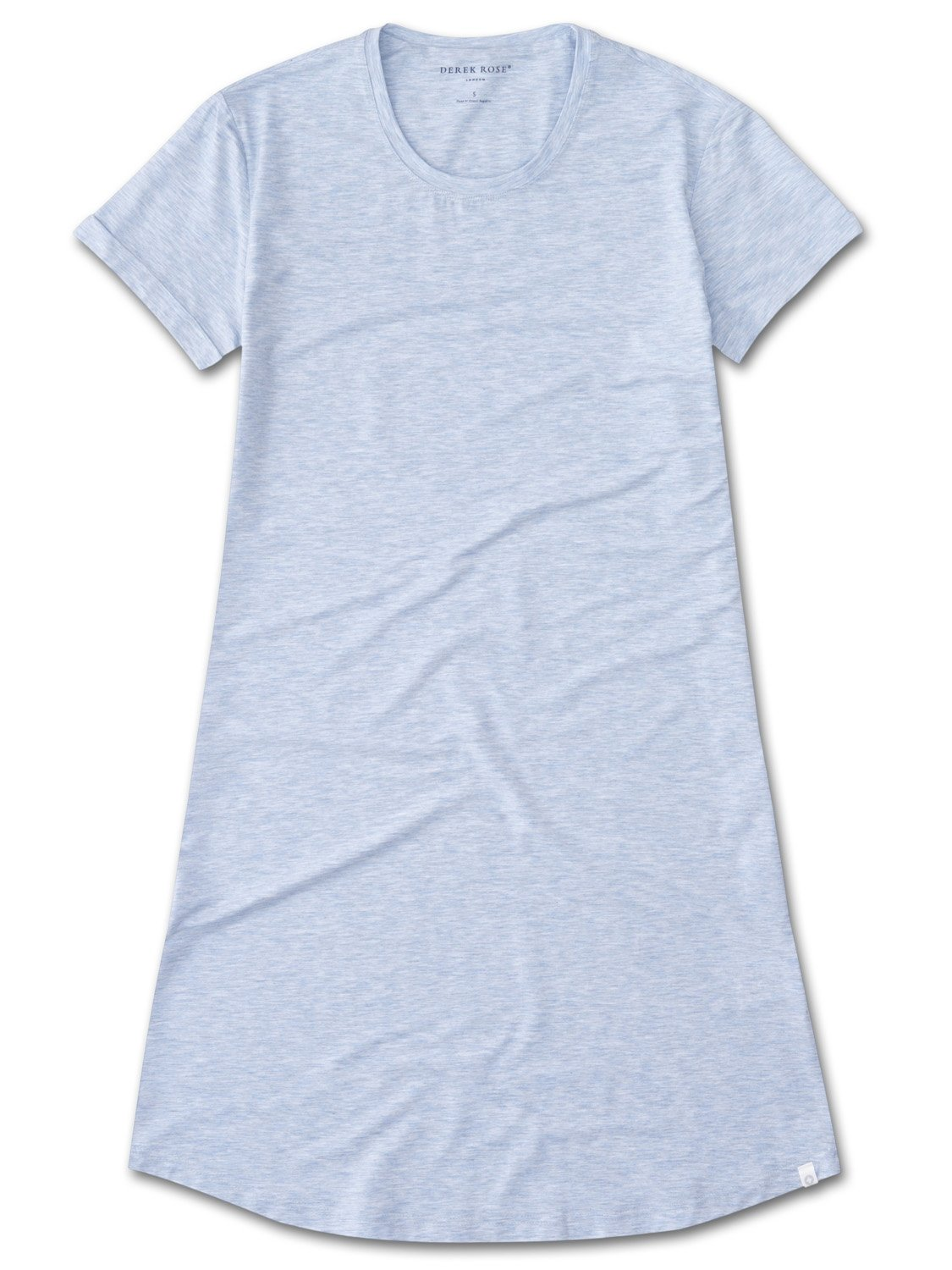 Women's Sleep T-Shirt Ethan Micro Modal Stretch Blue