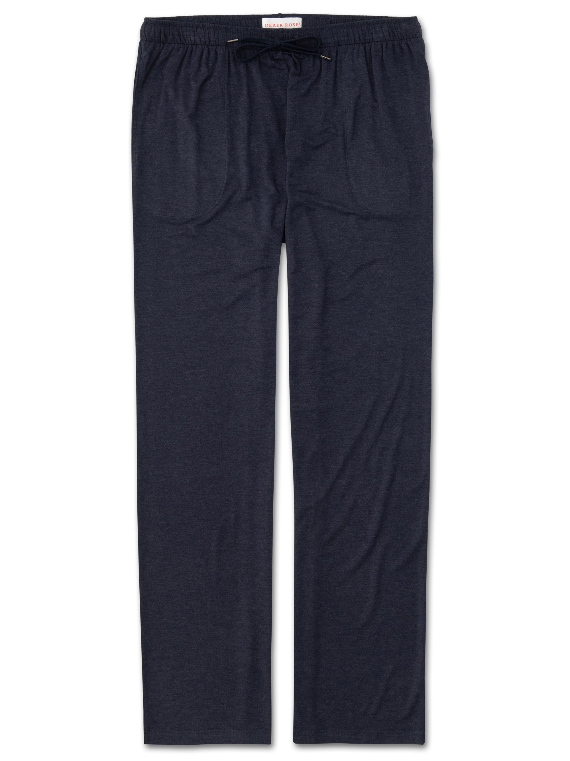 Men's Jersey Trousers Marlowe Micro Modal Stretch Navy