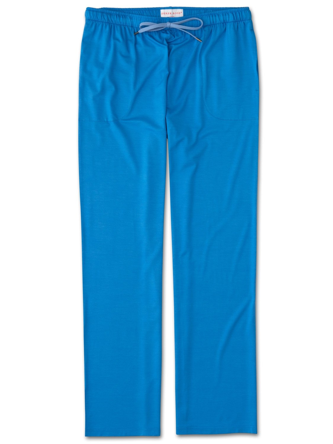 Men's Jersey Trousers Basel 4 Micro Modal Stretch Blue